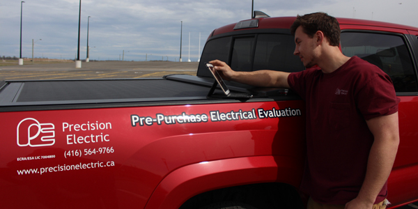 Pre-Purchase Electrical Evaluation
